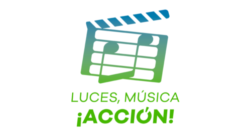 LUCES MÚSICA ACCIÓN LOGO COLOR